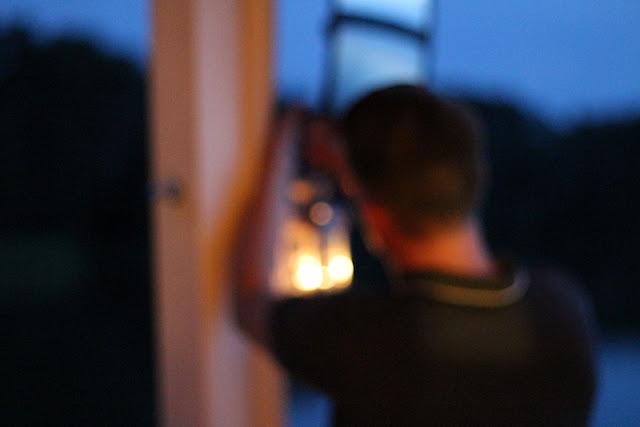 Der Kapitän zündet die Lichter | Arthurs Tochter Kocht by Astrid Paul