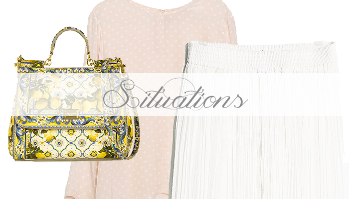 situations, lunch with the family, fashion inspiration, look, outfit idea