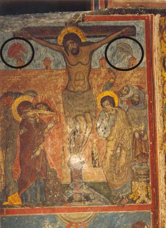 Os alienígenas estavam na Crucificação de Jesus 02