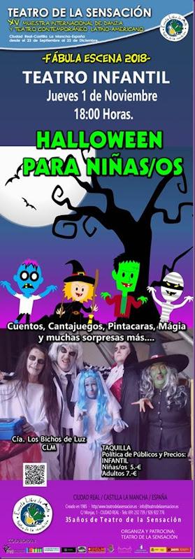 LOS BICHOS DE LUZ Halloween