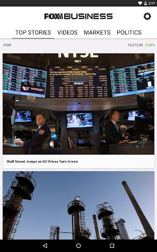 FOX Business screenshot 10