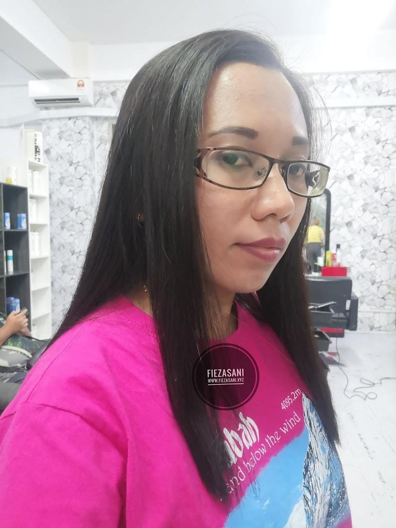 Potongan Rambut Pendek Yang Tak Berapa Nak Pendek Sangat