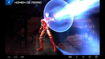 Homem de Ferro - Vingadores: A Era de Ultron