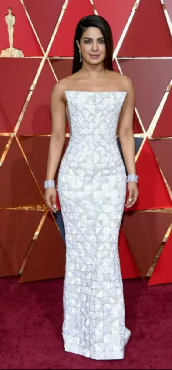 Priyanka Chopra at Oscar 2017