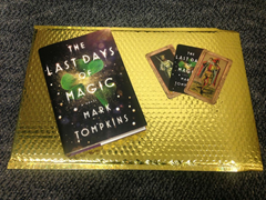 Last Days of Magic and Tarrot Cards giveaway