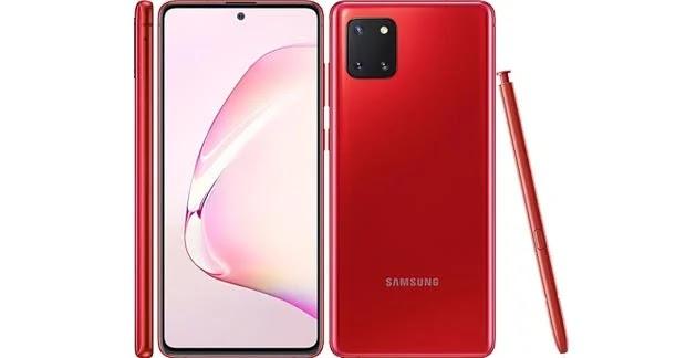 Samsung Galaxy Note 10 Lite Spesifikasi
