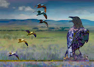 """The """"Wild Geese"""" piece from the """"2007"""" collection"""