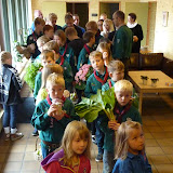 Høst og fødselsdagsgudstjeneste 2011