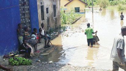 2 infants swept away by flood in Ondo