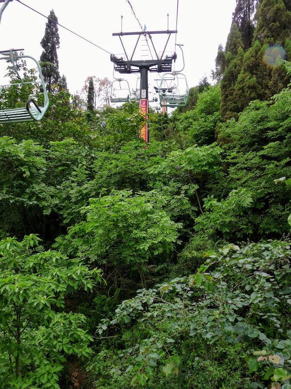 CHINE.YUNNAN.KUNMING , temple Lac Dian Chi - P1270751.JPG