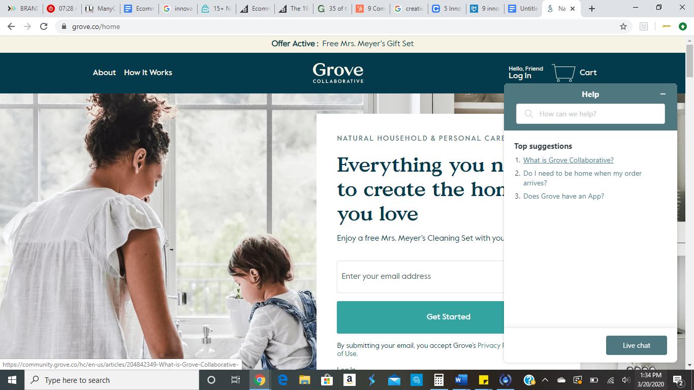 grove campaign