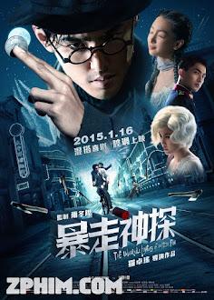 Bạo Tẩu Thần Thám - Shanghai Noir (2015) Poster