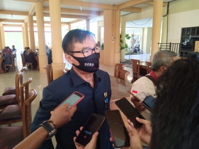 Zona Merah, Ketua DPRD Barsel Prihatin dengan Kinerja Gugus Tugas