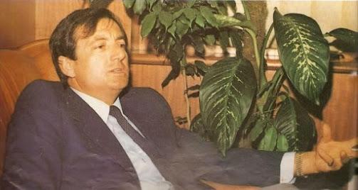 Τον έσωσαν οι ένορκοι! Αθώος ο Σαλιαρέλης στο εφετείο, με πρωτόδικη απόφαση σε βάρος του 9 ετών.