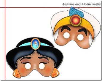 mascara de aladino imprmir  (2)