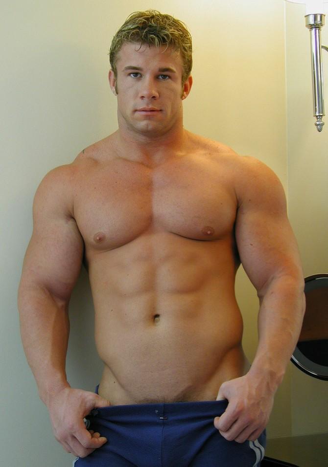 Mark dalton muscle