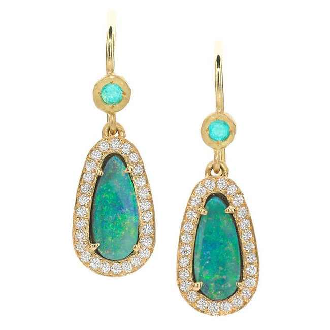 opal jewelry earrings 2016-17