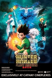 Hunter X Hunter: Nhiệm Vụ Cuối (Movie 2) - Hunter X Hunter: The Last Mission poster