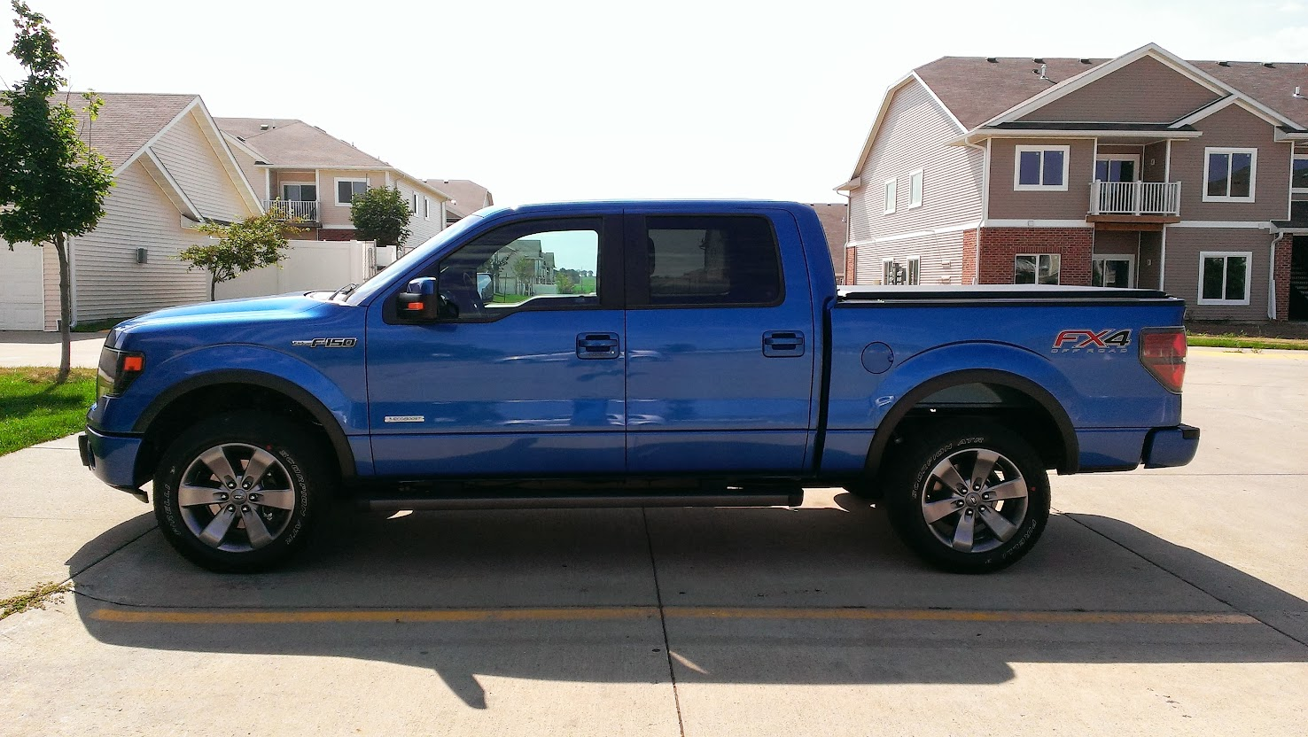 2013 Ford F 150 Fx4 With Appearance Package | Autos Post