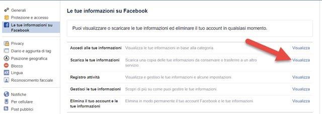 informazioni-facebook