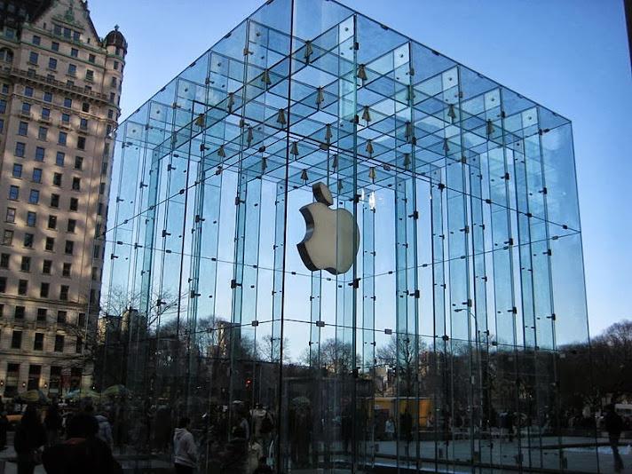 Apple Store, 5th Avenue, Manhattan
