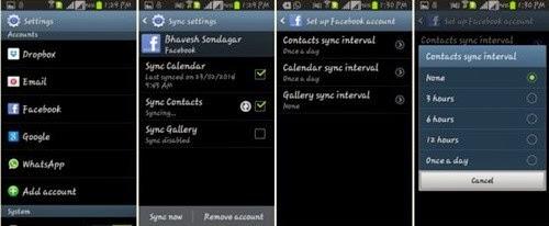 Smartphone dan Tablet Android memang mempunyai banyak kelebihan Cara Menghapus Kontak Facebook Di Android