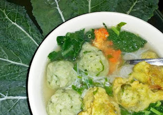 Vegetable Meatball