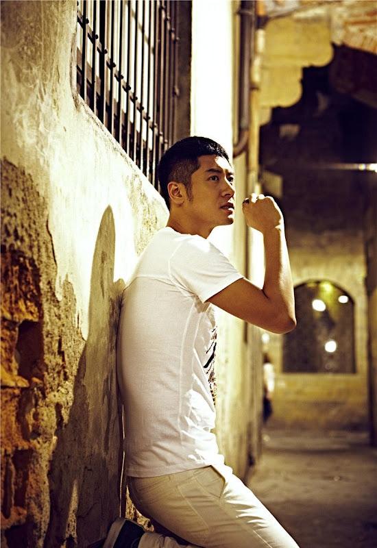 Ren Zhong China Actor