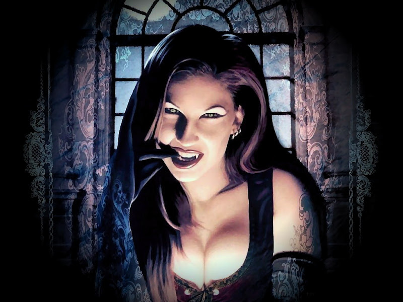 Smiling Vampire, Vampire Girls 2