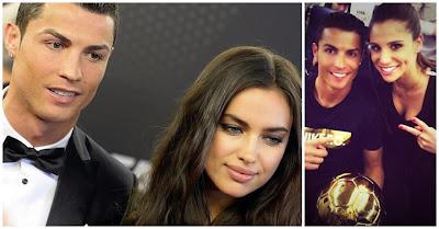 Cristiano Ronaldo revela as razões da separação de Irina Shayk