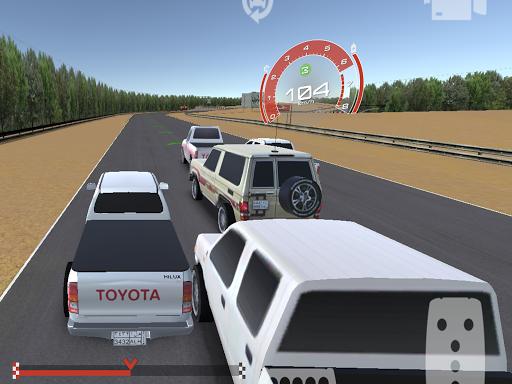Car Racing Speed Pickup Cars  screenshots 5