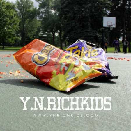 Y.N.RichKids - Hot Cheetos & Takis Lyrics