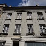 Rue Serret : façade