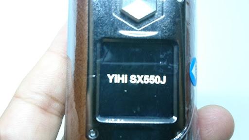 DSC 7484 thumb%255B2%255D - 【MOD】YiHi SX mini G Class YiHi SX550J 200W TC VV Box Mod(イーハイエスエックスミニジークラス)レビュー。YiHiのハイエンドMOD!!【ハイエンド/VAPE/電子タバコ】
