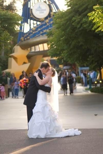 Disneyland Wedding Photography 4