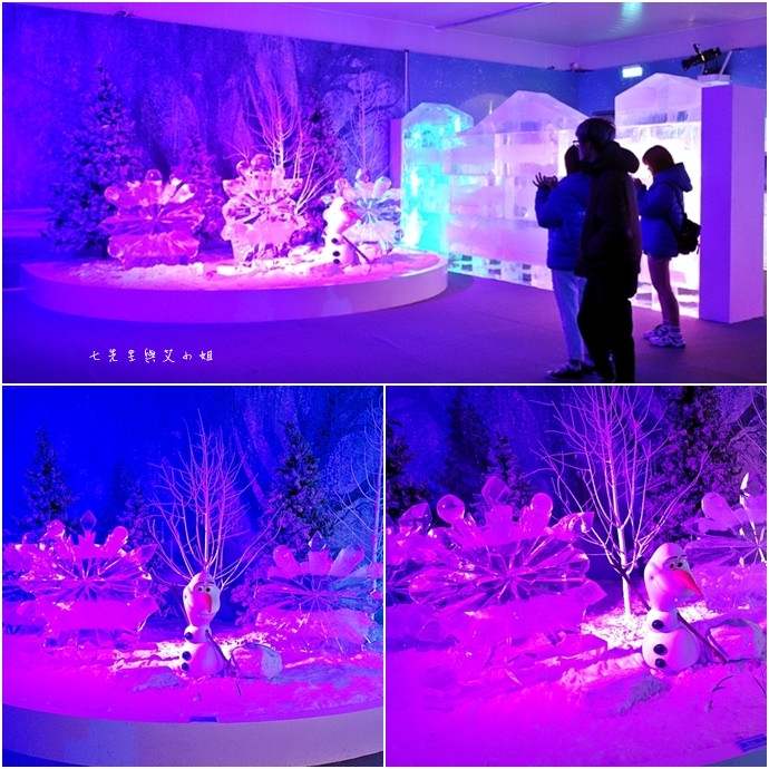 26 冰雪奇緣冰紛特展 中正紀念堂