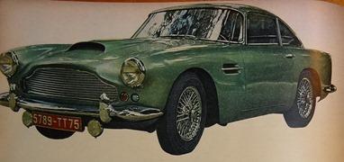 Aston Martin DB 4 1960
