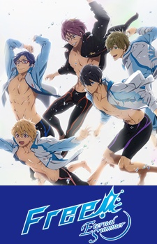Free!: Eternal Summer (Ss2) - Free! - Iwatobi Swim Club 2 | Free! 2nd Season | Free! - Eternal Summer