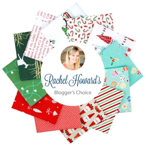 Christmas Fabric Giveaway from Fat Quarter Shop