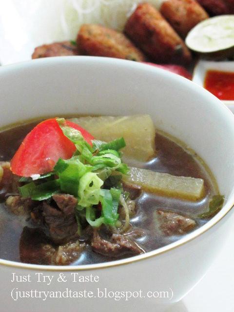 Resep Soto Padang : resep, padang, Resep, Padang, Taste