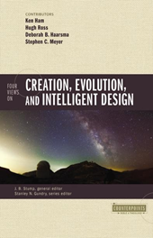 Four Views on Creation, Evolution, and Intelligent Design (capa)