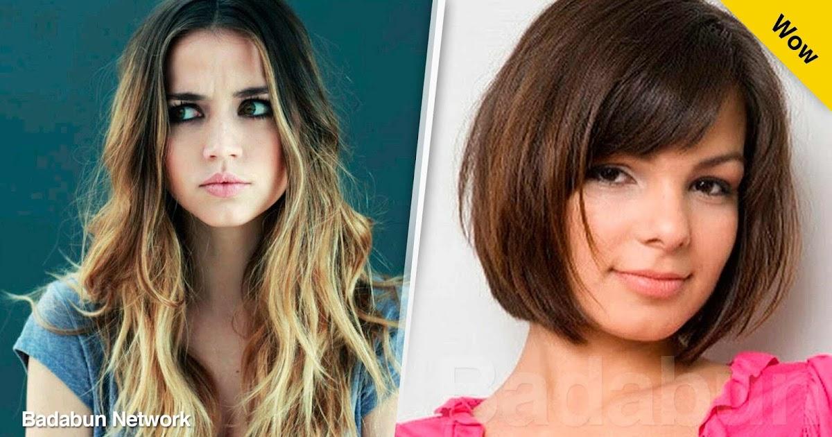 peinados joven mujer corte fresca