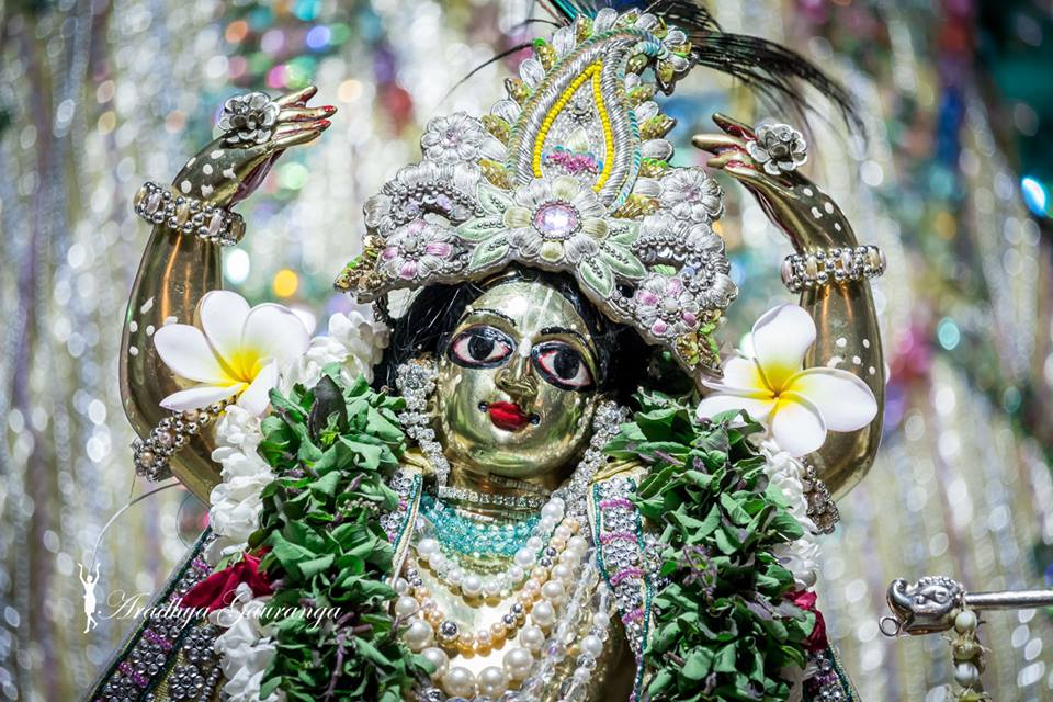 ISKCON Mayapur  Deity Darshan 22 July 2016 (44)
