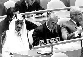 (أحمد الشقيري) ممثل السعوديه بالامم المتحده