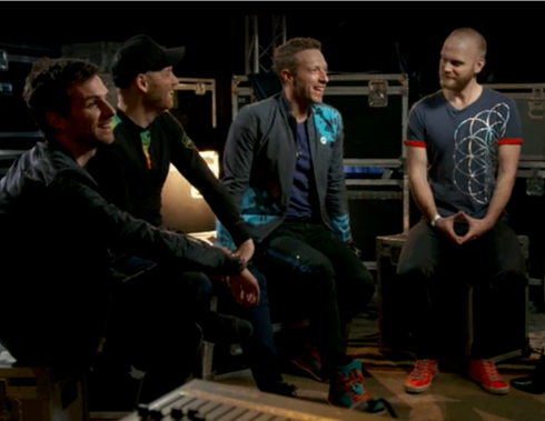 coldplay superbowl
