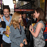 OIC - ENTSIMAGES.COM - Spencer Matthews and Lauren Hutton at the  Dear Lupin - press night in London 3rd August 2015 Photo Mobis Photos/OIC 0203 174 1069