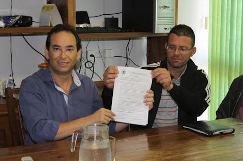 Prefeitura e Pró-Moradia assinam convênio para 720 unidades