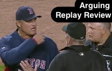 Arguing a Replay Review or Reversed Call