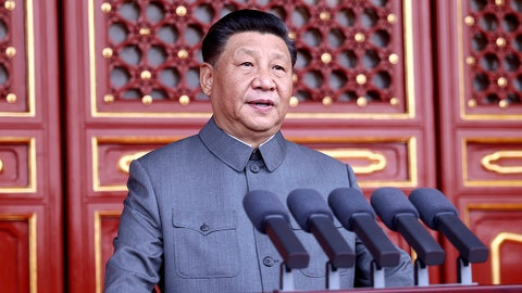 China's president Xi Jinping warns Taiwan on independence, sends message to the US