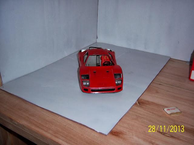 Ferrari F40 diecast 100_2911